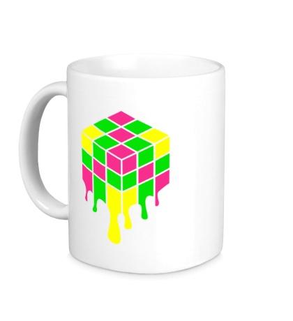 Керамическая кружка Music Cube