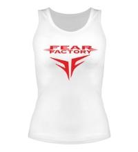 Женская майка Fear Factory