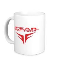 Керамическая кружка Fear Factory