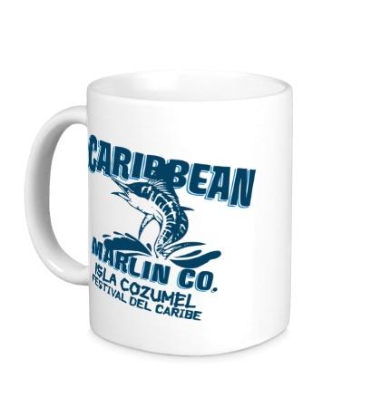 Керамическая кружка Caribbean