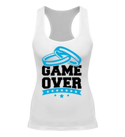 Женская борцовка Wedding: Game Over