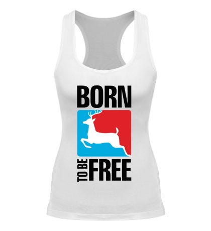 Женская борцовка Born to be free