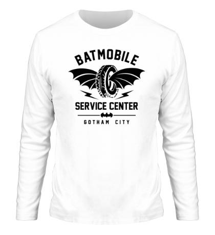 Мужской лонгслив Batmobile Service Center