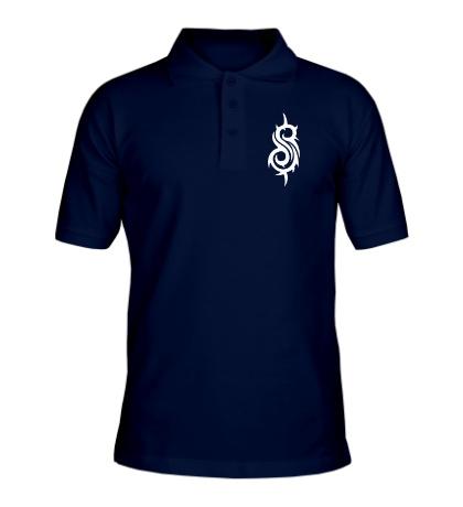 Рубашка поло Slipknot Symbol