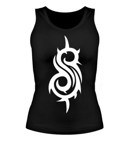 Женская майка Slipknot Symbol