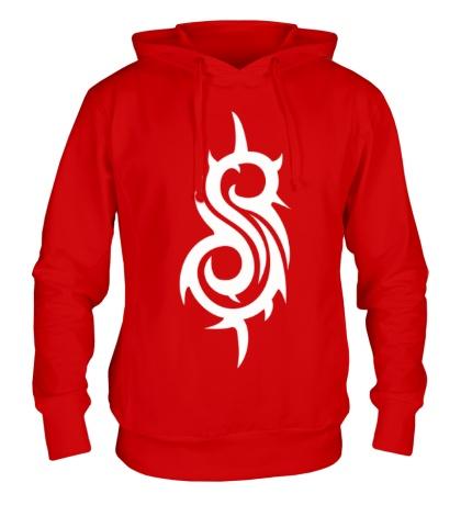 Толстовка с капюшоном Slipknot Symbol
