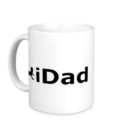 Керамическая кружка IDad