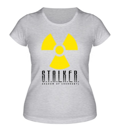 Женская футболка Stalker
