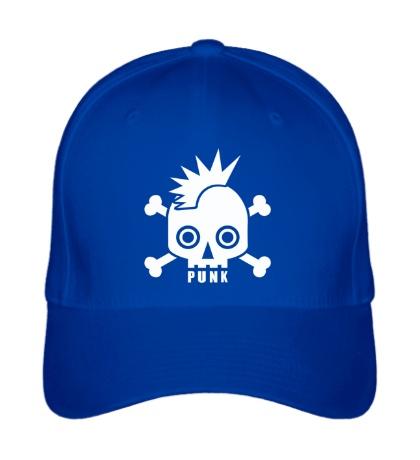 Бейсболка Punk Skull