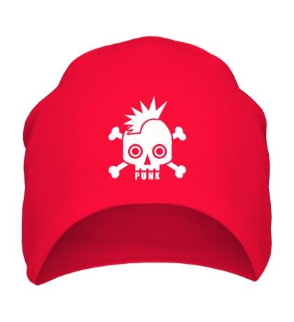 Шапка Punk Skull