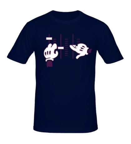 Мужская футболка Music Mixer