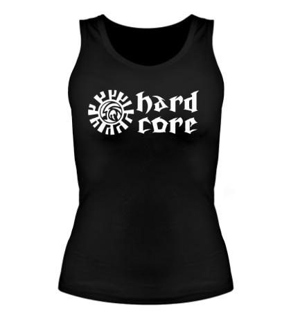 Женская майка Hard Core