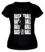 Женская футболка «Basketball» - Фото 1