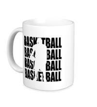 Керамическая кружка Basketball