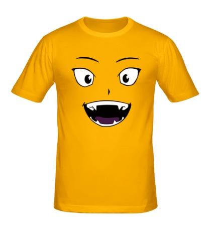 Мужская футболка Вампир аниме