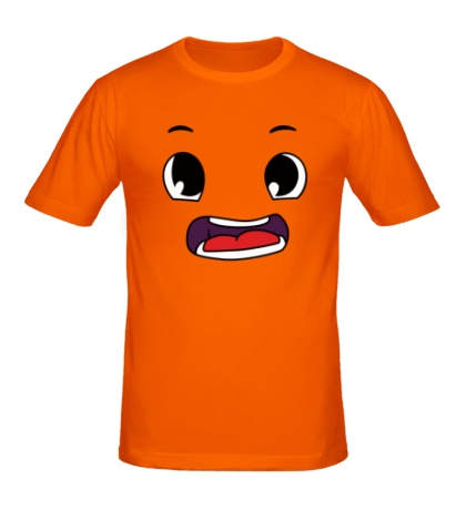 Мужская футболка «Эмоция аниме»