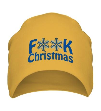 Шапка Fuck Christmas