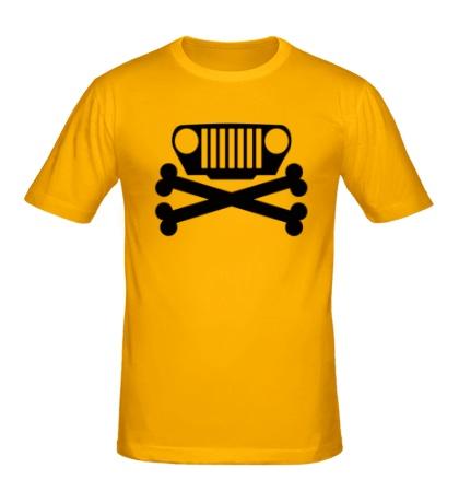 Мужская футболка Полный привод