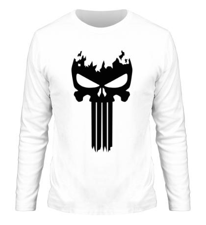 Мужской лонгслив Punisher