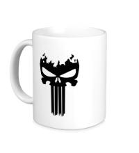 Керамическая кружка Punisher