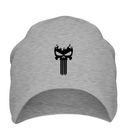 Шапка Punisher