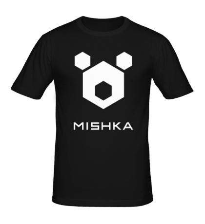 Мужская футболка Mishka
