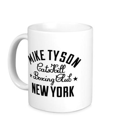 Керамическая кружка Mike Tyson Boxing Club