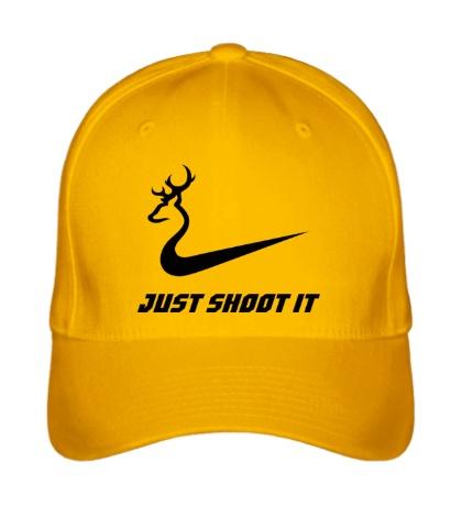 Бейсболка Just shoot it