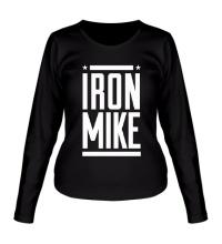 Женский лонгслив Iron Mike