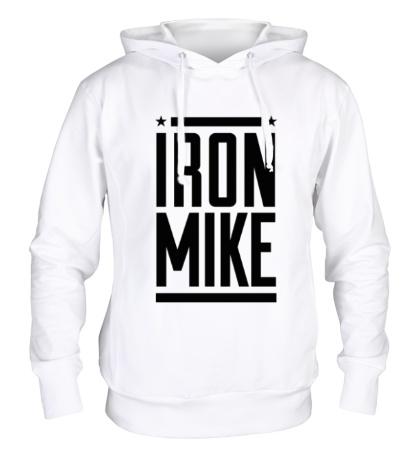 Толстовка с капюшоном Iron Mike