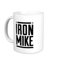 Керамическая кружка Iron Mike