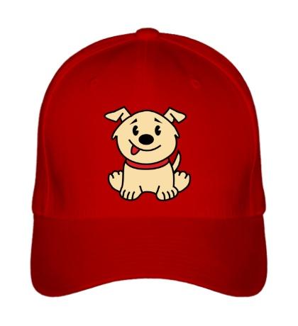 Бейсболка Верный пес