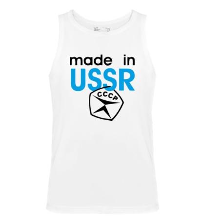 Мужская майка USSR Stamp