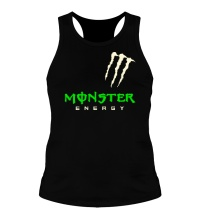 Мужская борцовка Monster energy shoulder glow