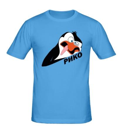 Мужская футболка Рико