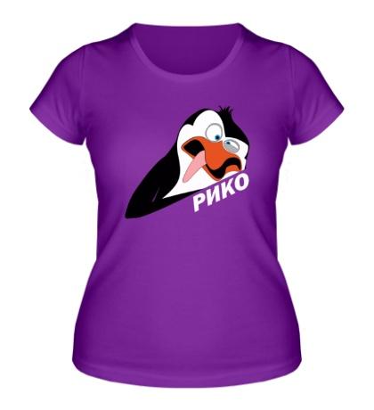 Женская футболка Рико