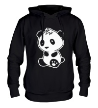 Толстовка с капюшоном Маленькая панда