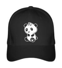 Бейсболка Маленькая панда