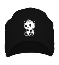 Шапка Маленькая панда