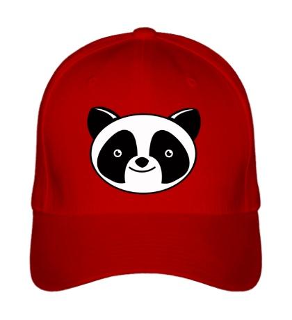 Бейсболка Мордашка панды