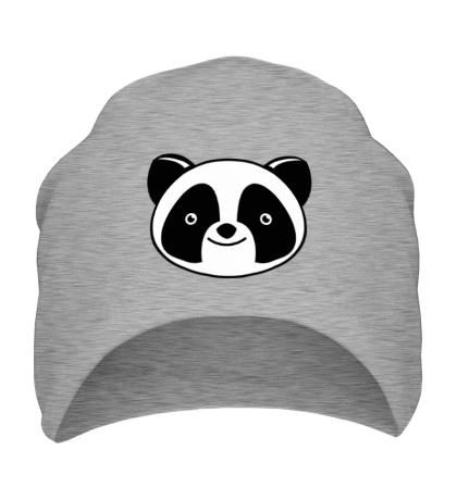 Шапка Мордашка панды