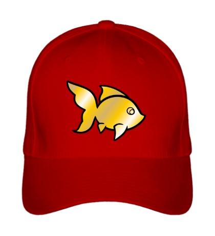 Бейсболка Золотая рыбка
