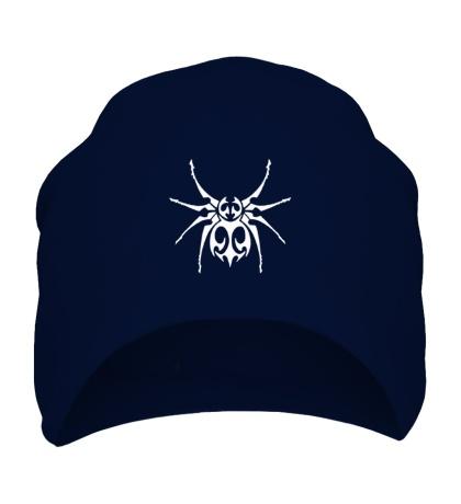 Шапка Тату паук