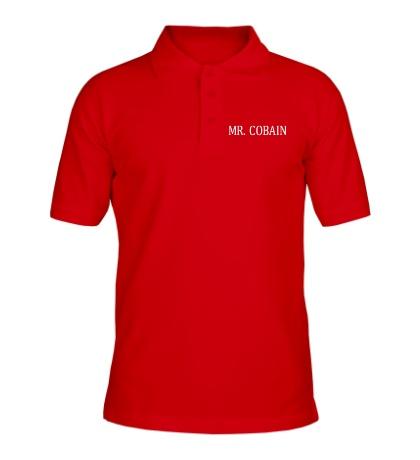 Рубашка поло Mr. Cobain