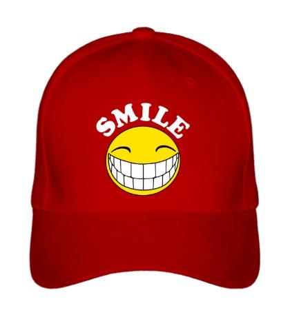 Бейсболка Smile