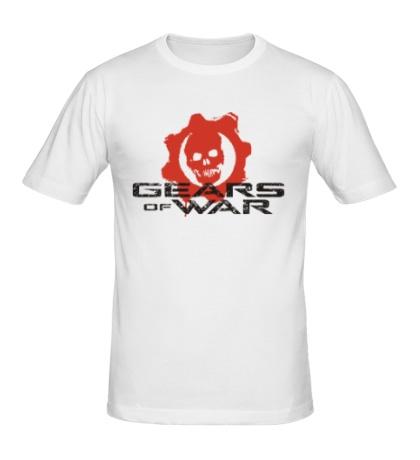 Мужская футболка Gears of war