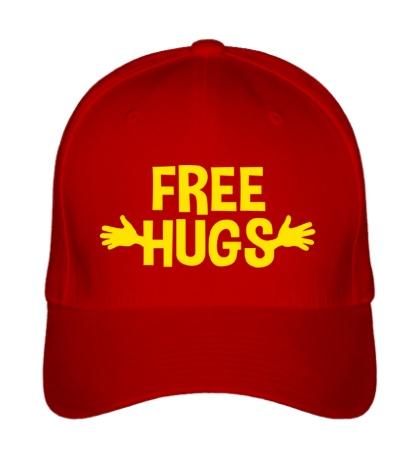 Бейсболка Бесплатные обнимашки