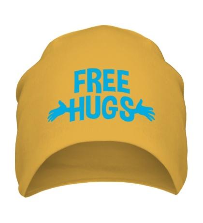 Шапка Бесплатные обнимашки