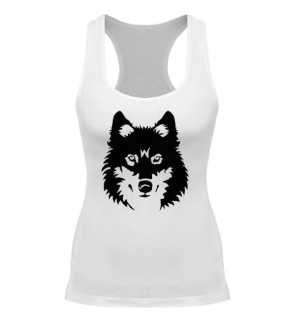 Женская борцовка Северный волк