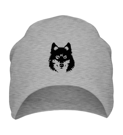 Шапка Северный волк